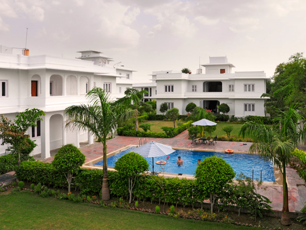 Best Hotel In Bharatpur